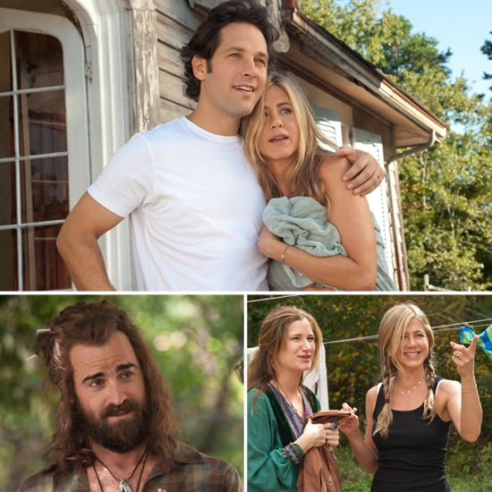 See Jennifer Aniston and Paul Rudd in New Pictures From Wanderlust!