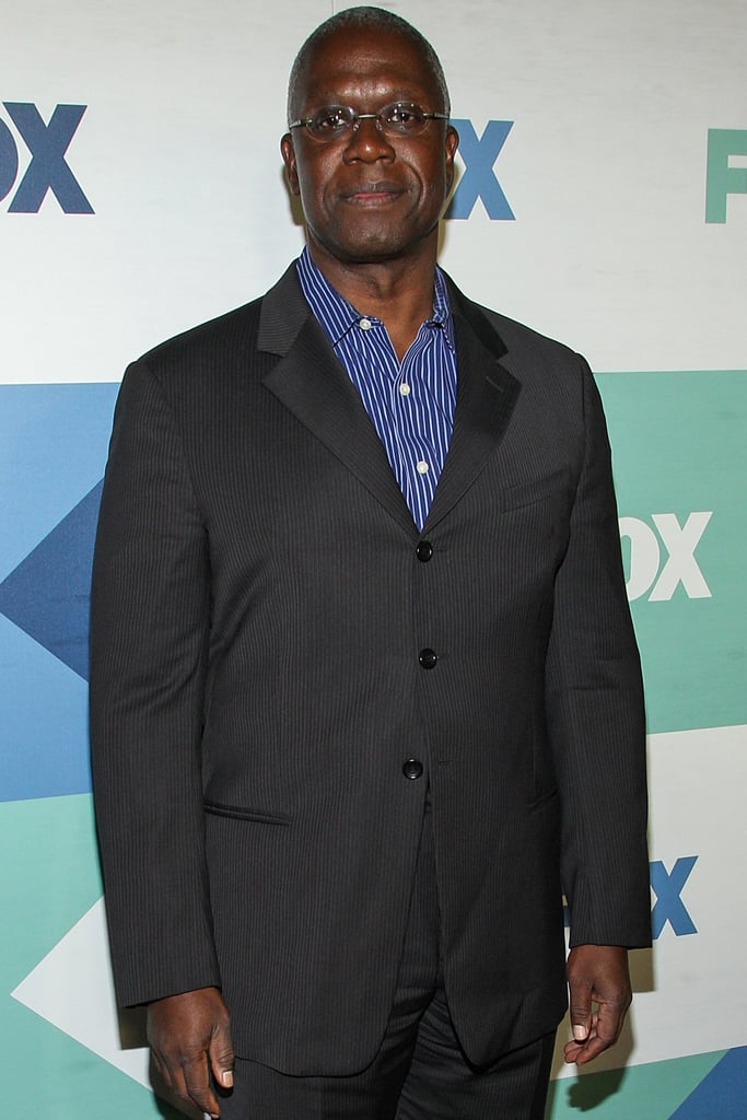 André Braugher, who will be starring alongside Andy Samberg in the new show Brooklyn Nine-Nine, is on deck to present.