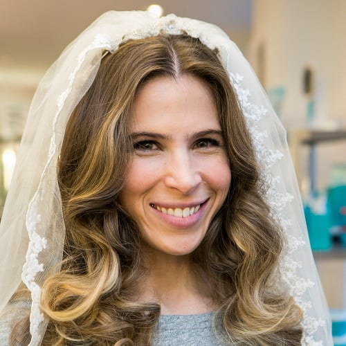 How to Change Your Hair For Your Wedding