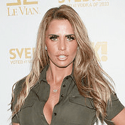 Pictures from BritWeek Pre-Oscars Party in LA with Katie Price, Blossom's Jenna von Oy, Katie Cassidy