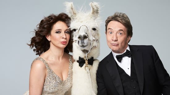 EXCLUSIVE: Maya Rudolph and Martin Short Are All Laughs in This 'Maya & Marty' Blooper Reel With Ben Stiller