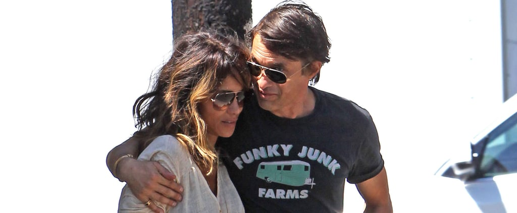 Halle Berry and Olivier Martinez Couldn't Have Been Any Cuter During Their Breakfast Date