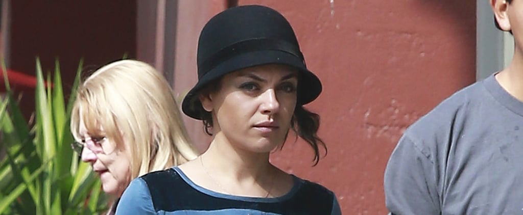 Mila Kunis Makes a Yogurt Run as Ashton Kutcher Marks a Big Milestone