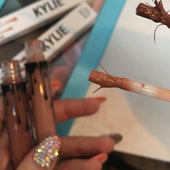 Kylie Jenner Lip Gloss Complaints