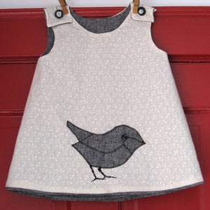Upcycled Dresses and Tunics Are Made to Grow