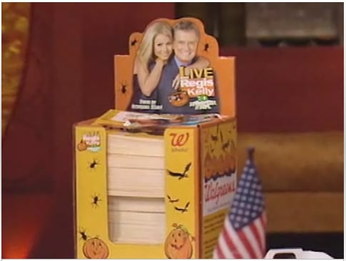 Live With Regis and Kelly Goes 3D for Halloween