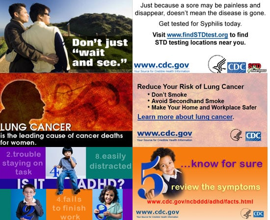 eCards From the CDC — Hilarious or Horrifying?