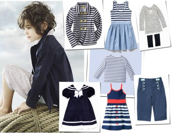 Nautical Style For Kids