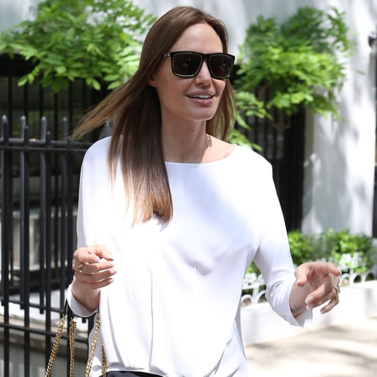 Angelina Jolie Mother's Day Gifts