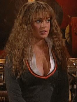 She brought on huge laughs by playing a rather mature version of Hermione when she hosted SNL for the first time.