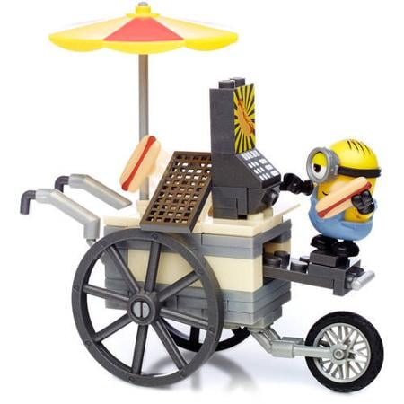 For 5-Year-Olds: Mega Bloks Minions Flying Hot Dogs