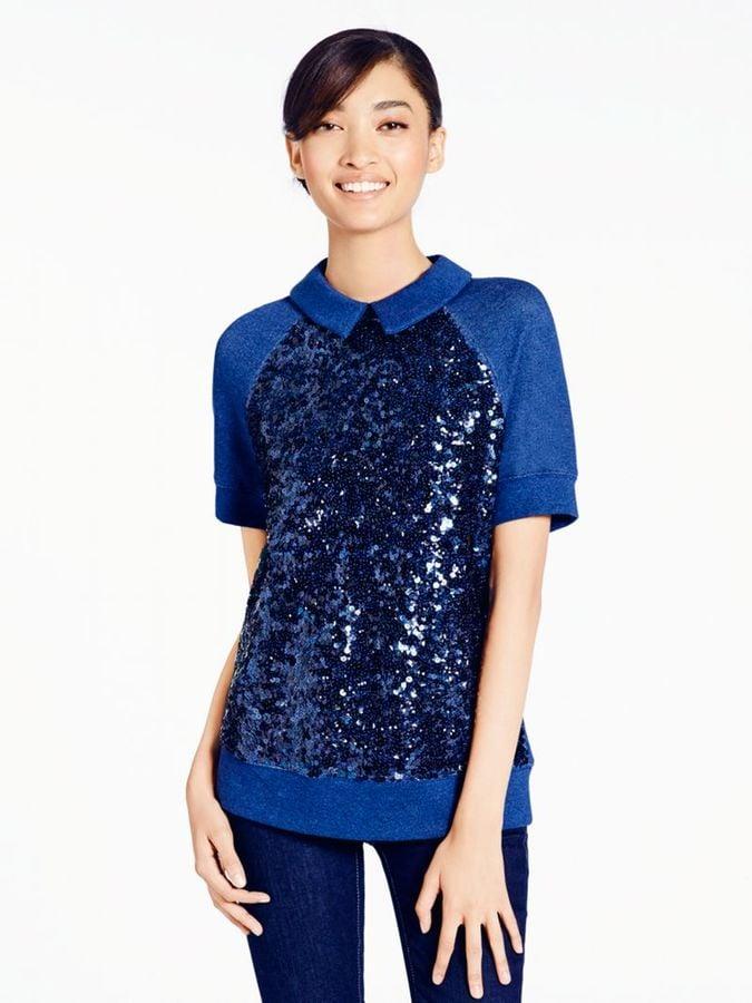 Milo Sequin Sweatshirt