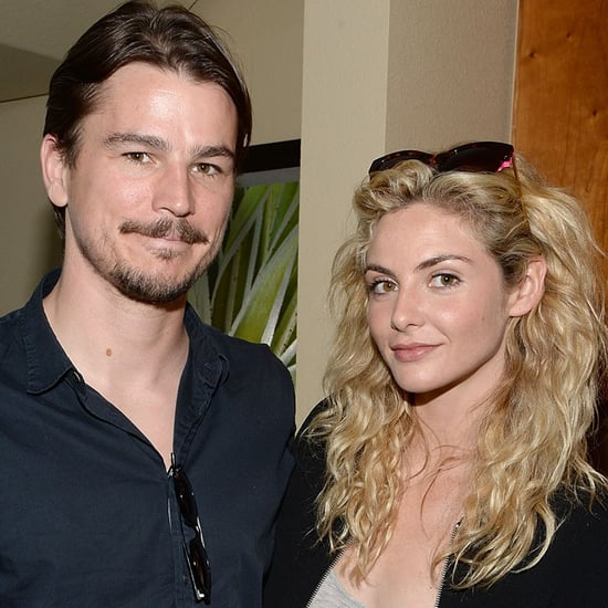 Josh Hartnett and Tamsin Egerton Welcome First Child