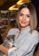 Rose Byrne cuddled a kitten at a Monday event in NYC.
