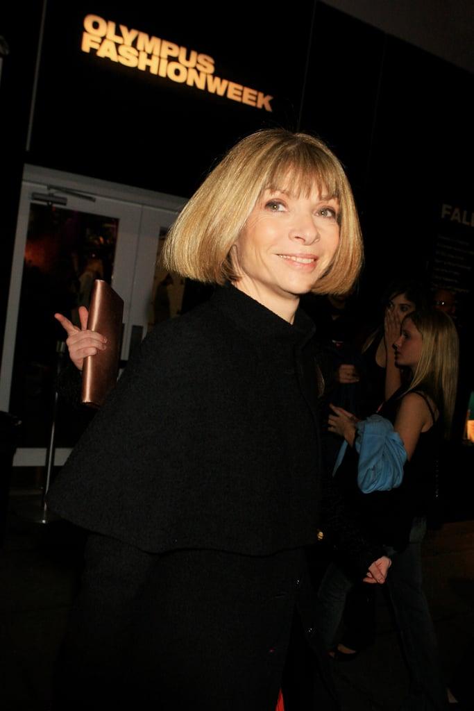 2006: New York Fashion Week