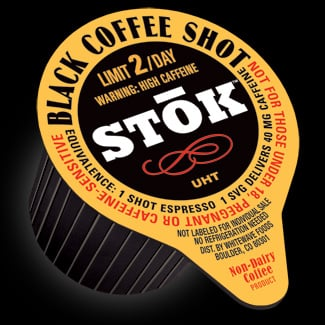 Get Stōked - Add Coffee to Your Coffee