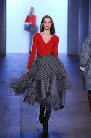 New York Fashion: Tommy Hilfiger Fall 2010