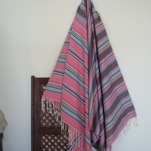Roundup: Pretty, Patterned Towels
