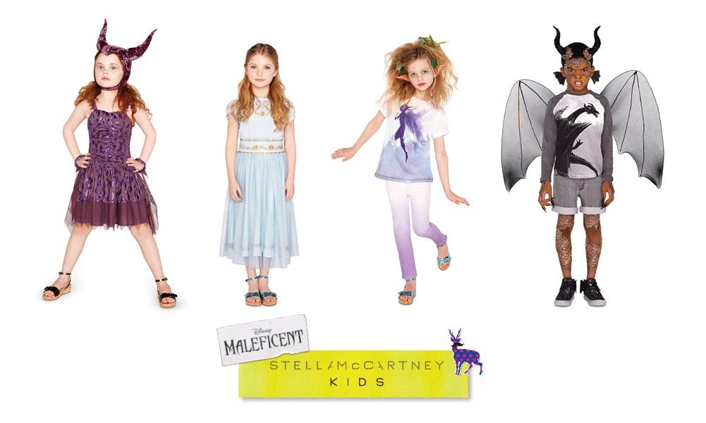 Stella McCartney Maleficent Kids Collection