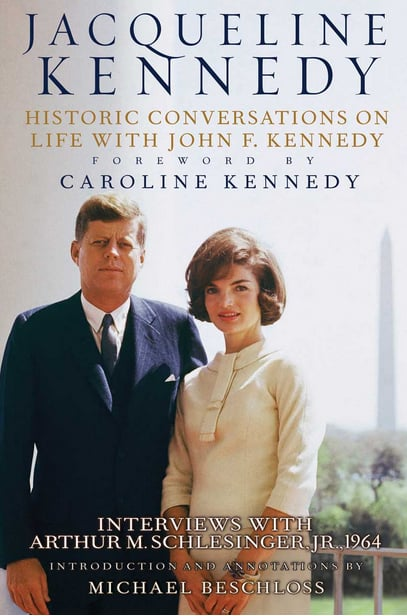 Caroline Kennedy released Jacqueline Kennedy: Historic Conversations on Life With John F. Kennedy, an eight-CD set of 1964 interviews Jacqueline Kennedy recorded about her life with JFK.