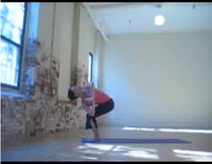 Yoga Video: Fierce Sequence