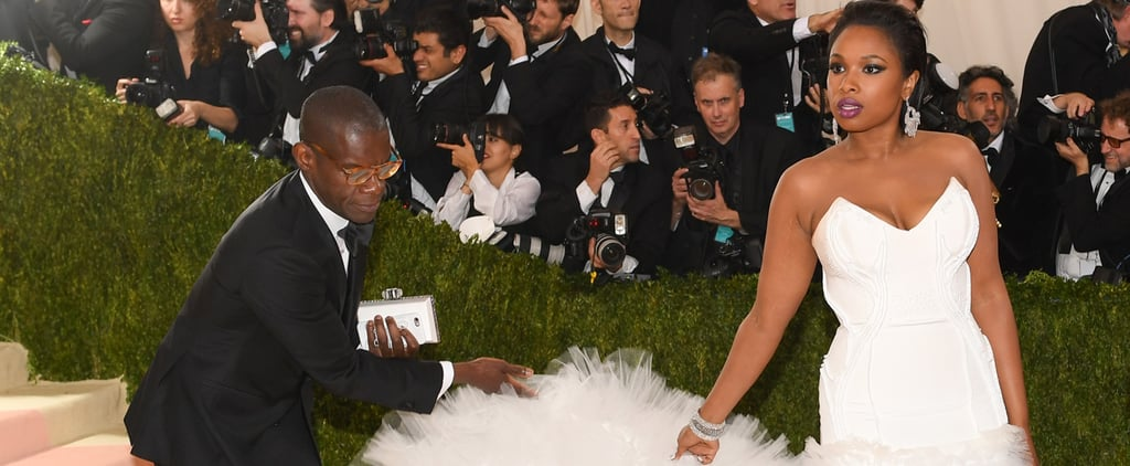 Go on a Wild, Wacky Adventure With the Tulle on Jennifer Hudson's Met Gala Dress