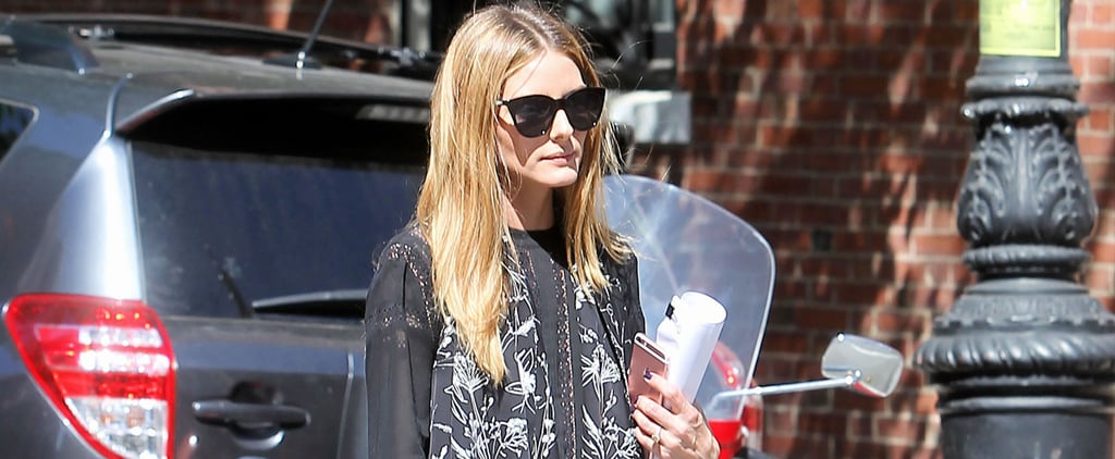 Proof That Olivia Palermo Has a Stylish Layering Trick For All Seasons