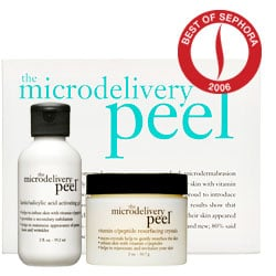 Wednesday Giveaway! Philosophy The Microdelivery Peel