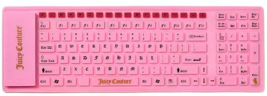 Juicy Couture Wireless Keyboard