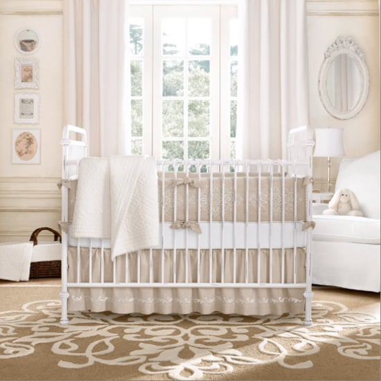 Nursery Design Tips From Restoration Hardware Catalog