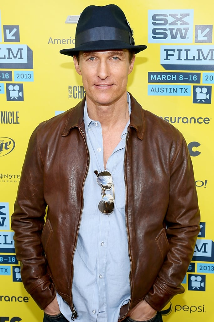 Director Christopher Nolan has tapped Matthew McConaughey for Interstellar, a sci-fi thriller.