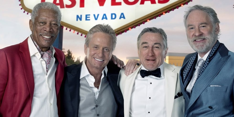 Watch, Pass, or Rent Video Movie Review: Last Vegas