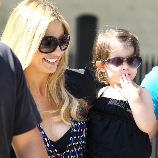 Charlotte Prinze Pictures With Mom Sarah Michelle Gellar