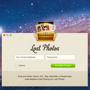 Find Lost Photos Online