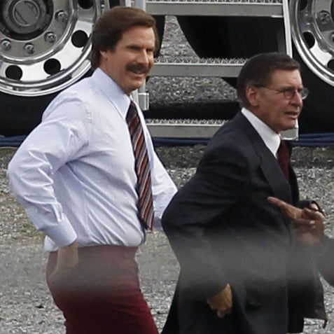 Harrison Ford in Anchorman 2 | Pictures
