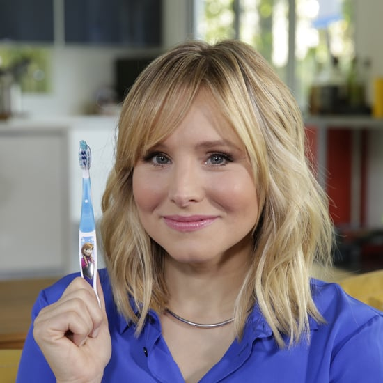 Kristen Bell Interview on Frozen Fever (Video)