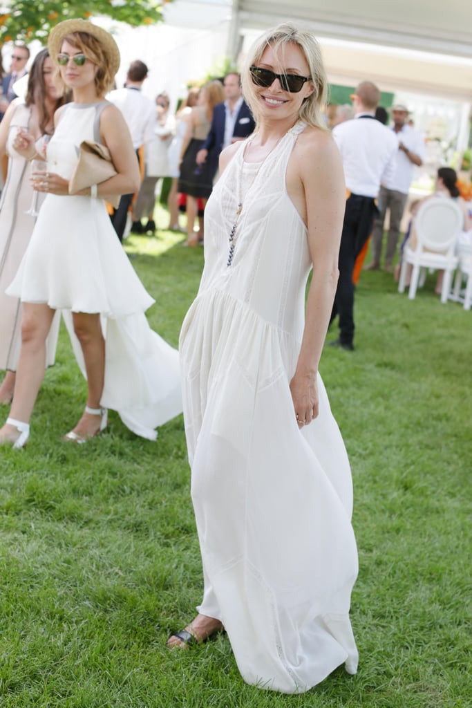 Lubov Azria at the sixth annual Veuve Clicquot Polo Classic in Jersey City, NJ.  Source: David X Prutting/BFAnyc.com