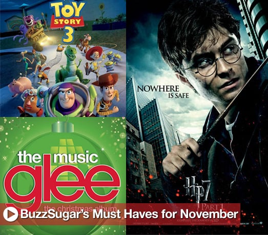 BuzzSugar's Must Haves For November Including Harry Potter and the Deathly Hallows