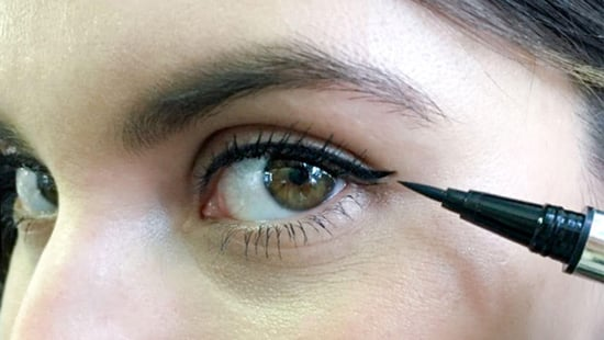 I Usually Prefer Gel Liners, But This Bare Minerals One Just Made Me A Liquid Convert