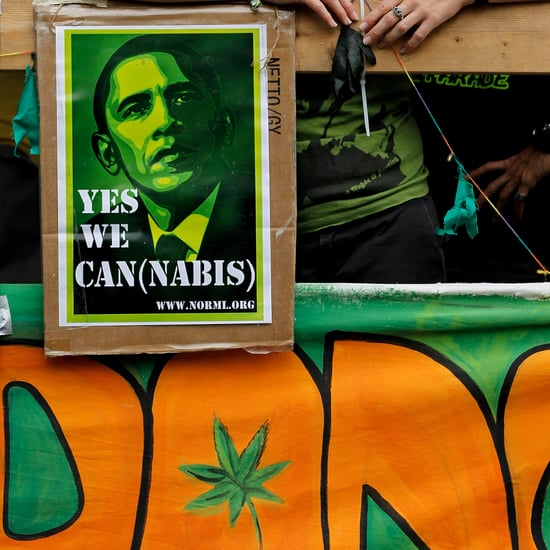 President Obama Says Weed Is Like Alcohol