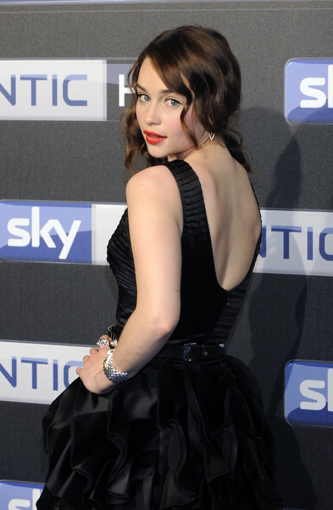 Who's That Girl: Emilia Clarke