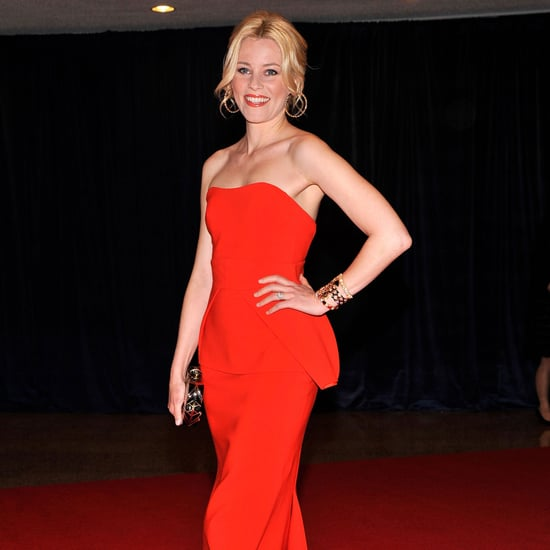 White House Correspondents Dinner 2012 Red Carpet Pictures