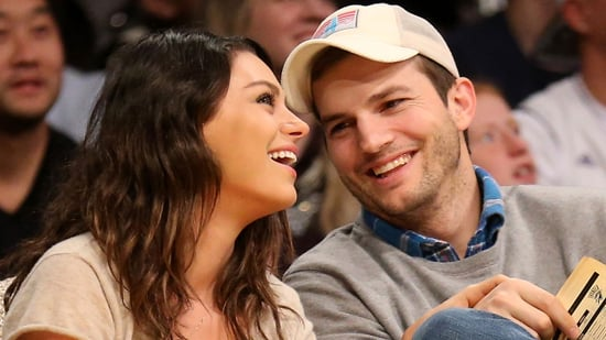 Mila Kunis Spills All the Juicy Details on How She and Ashton Kutcher Got Together: We Started Out as Friends With Benefits