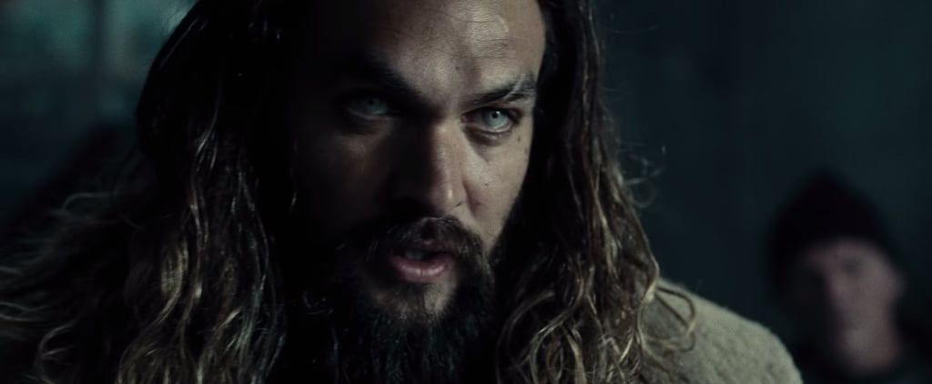 Jason Momoa Just Exceeded Our (Already High) Expectations as Aquaman