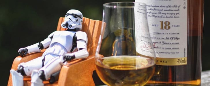 This Instagram Account of Stormtroopers Posing With Whiskey Is Perfect