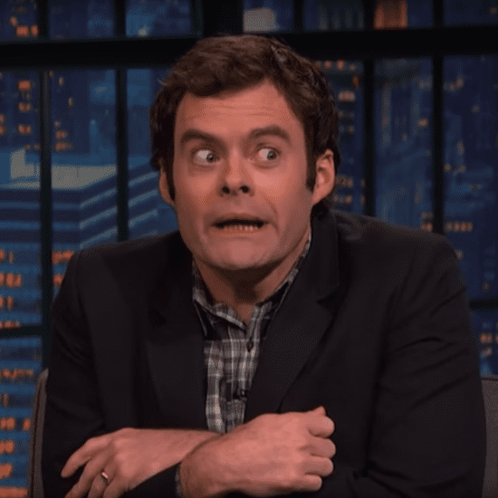 Bill Hader and Trainwreck Cast Got Stoned in Amsterdam