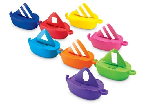 Learning Resources — Smart Splash Sail Away Shapes