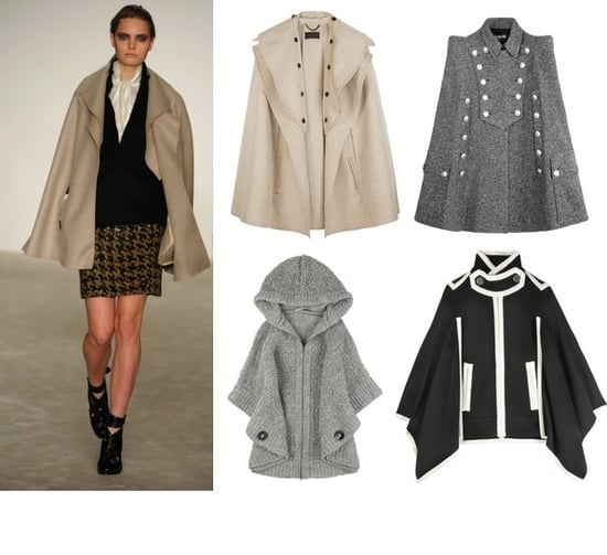 Shopping: Great Capes