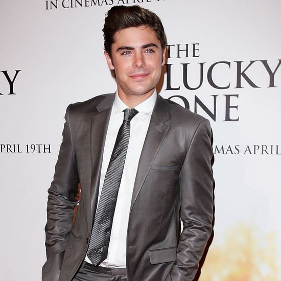 Zac Efron Showing Abs and Talking About Rihanna (Video)