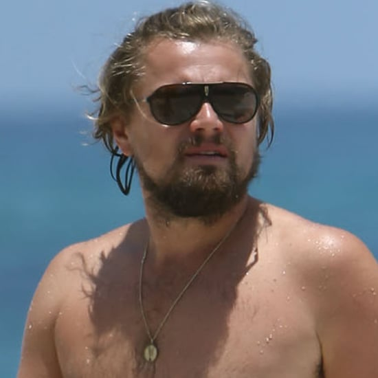 Shirtless Leonardo DiCaprio in Miami Beach 2014 | Pictures